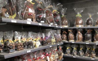 Découvrez les délicieux chocolats de Pâques signés Gourmandise et Chocolat
