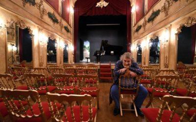 Invitation : dégustation en musique avec le pianiste Franck Ciup
